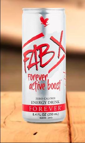 FAB X - Forever Active Boost